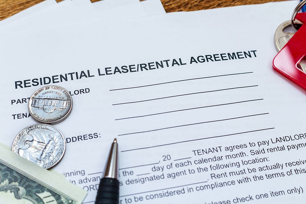 How to Prepare Your Home for Renting - Write Up Lease Documents