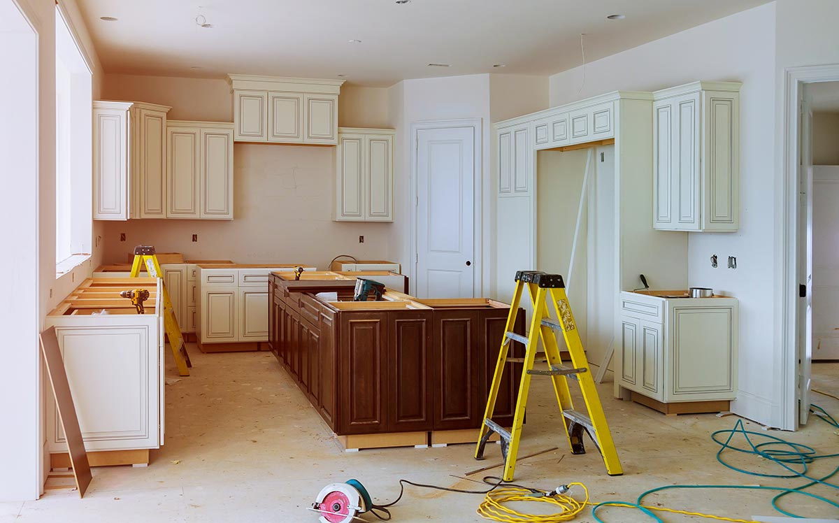 How to Increase a Home's Value Before Listing It - Big Remodels